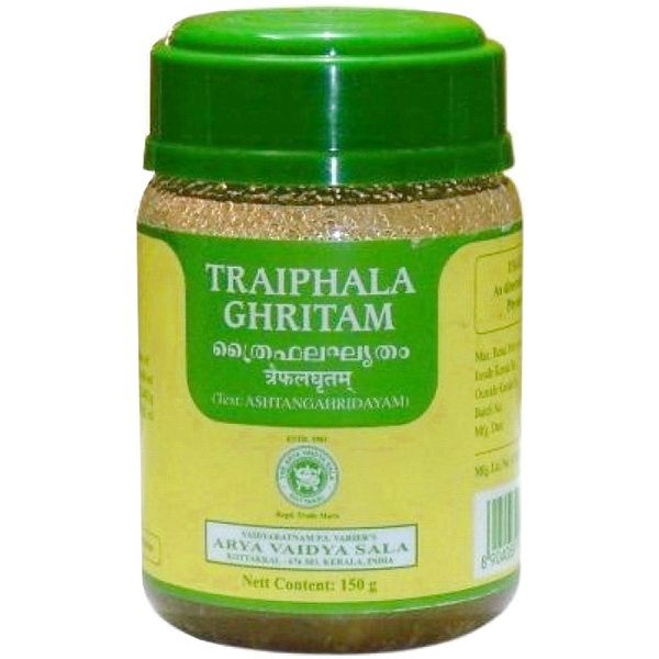 triphala, triphala ghritam, göz sağlığı, ayurveda, ayurveda türkiyede